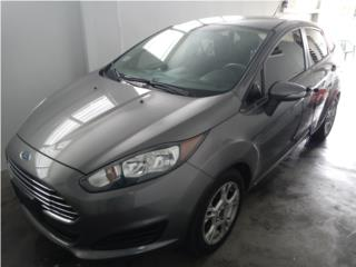 Ford SE Fiesta , Ford Puerto Rico