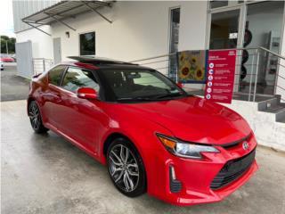 Toyota ScionTC 2015 full label AUTOMATICO, Scion Puerto Rico