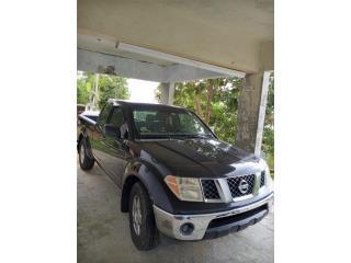 Nissan Frontier 2008, Nissan Puerto Rico