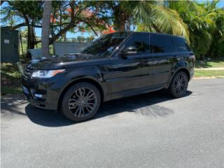 Range Rover Sport HSE BLACK SUPERCHARGED, LandRover Puerto Rico