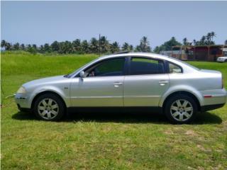 Passat 2002, Volkswagen Puerto Rico