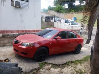 Mazda3 2006, Mazda Puerto Rico