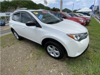 Toyota Ram 4 2014 Como Nueva, Toyota Puerto Rico