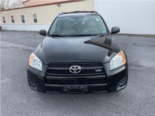 Toyota Rav 4, Toyota Puerto Rico