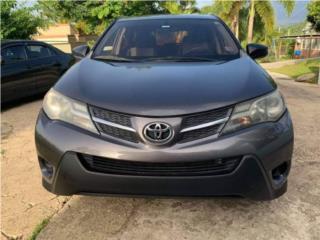 Toyota Rav 4 2013, Toyota Puerto Rico
