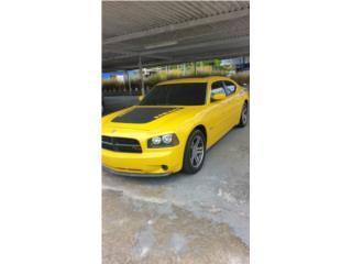Dodge Charger Daytona amarillo de, Dodge Puerto Rico