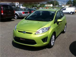 Ford fiesta 2012, Ford Puerto Rico