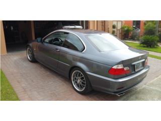 BMW 2003 320CI 2PTS. 9500 Bajo millaje, BMW Puerto Rico