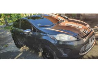 Ford Fiesta Std 2011, Ford Puerto Rico
