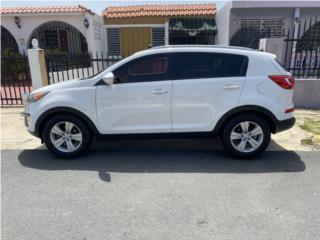 Kia sportage 2013 $13,000 OMO como nueva , Kia Puerto Rico