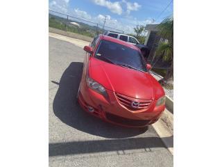 Mazda 3 2005 2.3L STD $4,000, Mazda Puerto Rico