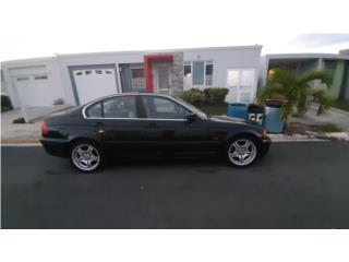 Un carro, BMW Puerto Rico