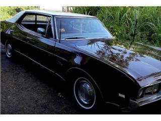 Oldsmobile 1968 , Oldsmobile Puerto Rico
