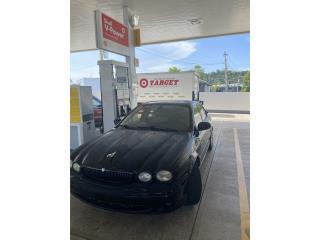 Jaguar X-type, Jaguar Puerto Rico