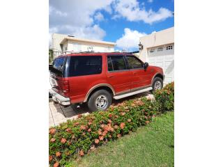 FORD EXPEDITION EDDIE BAUER 2002, Ford Puerto Rico