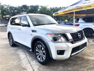 NISSAN ARMADA SL 2019- $43mil, Nissan Puerto Rico