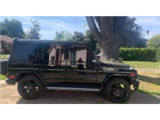 G Wagon , Mercedes Benz Puerto Rico