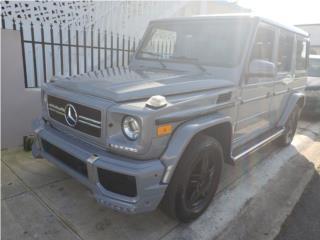 G Wagon Mercedes cuadrada , Mercedes Benz Puerto Rico