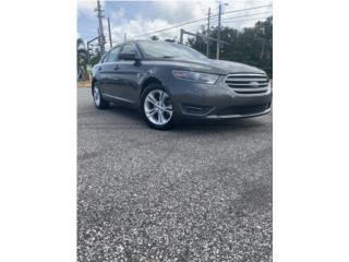 Ford Taurus 2018 , Ford Puerto Rico