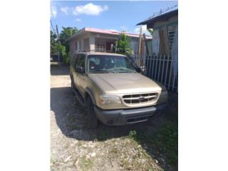 Ford Explorer 1999 800, Ford Puerto Rico
