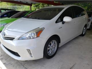 Toyota Prius V 2013((APROVECHA)), Toyota Puerto Rico