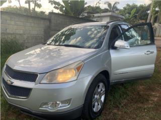8 pasageros mantenimientos al dia, Chevrolet Puerto Rico