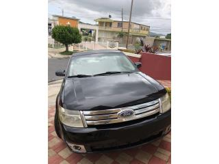 Ford Taurus 2008, Ford Puerto Rico