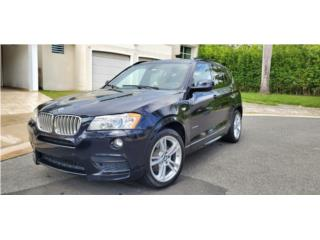 BMW X3 M PACKAGE TWIN TURBO, BMW Puerto Rico