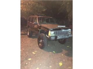 Cherokee 96 , Jeep Puerto Rico