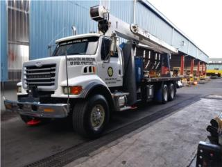 Boom Truck 30 Ton Manitex Camion Sterling , Sterling Puerto Rico