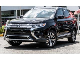 OUTLANDER 3 FILAS 2020 , Mitsubishi Puerto Rico