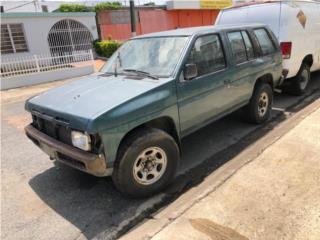 Pathfinder , Nissan Puerto Rico