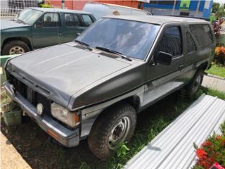 Pathfinder, Nissan Puerto Rico