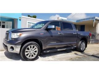 Toyota Tundra Platinum, Toyota Puerto Rico