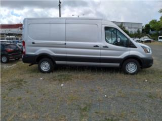 Ford Transit 250 2020, Ford Puerto Rico