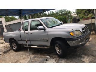Tundra 2000 v6 poco millaje , Toyota Puerto Rico