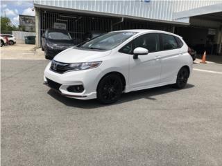 Honda Fit Sport 2019, Honda Puerto Rico