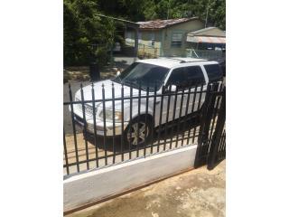 Ganga, Ford Puerto Rico