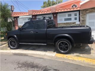 Tundra negra mate , Toyota Puerto Rico