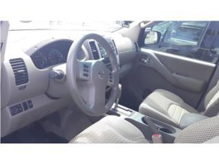 Nissan frontier del año 2013 , Nissan Puerto Rico