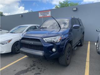 TOYOTA 4RUNNER 4x4 2019 , Toyota Puerto Rico