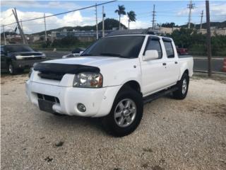 Nissan Frontier 2003 SE, Nissan Puerto Rico
