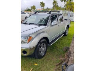 Nissan frontier 2007, Nissan Puerto Rico