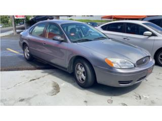 Ford Taurus 2006, Ford Puerto Rico