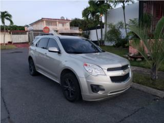 ChevroletEquinox, Chevrolet Puerto Rico