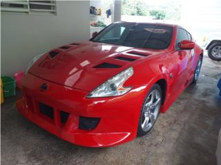 Nissan 370z , Nissan Puerto Rico