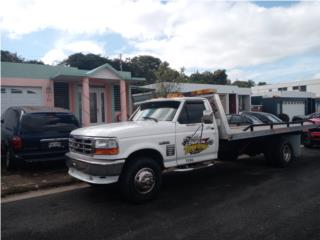 Grúa Flatbet,  Puerto Rico