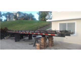 Flatbe 26 pies  VULCAN , Equipo Construccion Puerto Rico