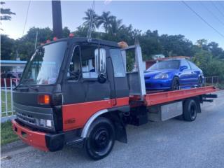 Flat bed Nissan diésel problemas de frenos , Nissan Puerto Rico