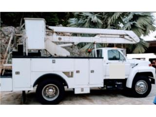 Truck Ford L8000 , Ford Puerto Rico
